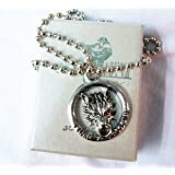 FINAL FANTASY Wolf Figure Necklace Cosplay Cos #E