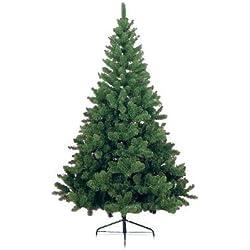 Multistore 2002 - Árbol de navidad artificial (616 puntas, 180 cm)