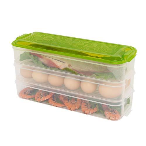 Mecotech Organizador Alimentos Cocina/Congelador