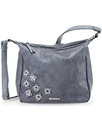 efd5e6f75cefdb Tamaris Damen Handtasche LUNA Hobo Bag Umhängetasche 33x28x12 cm (B x H ...