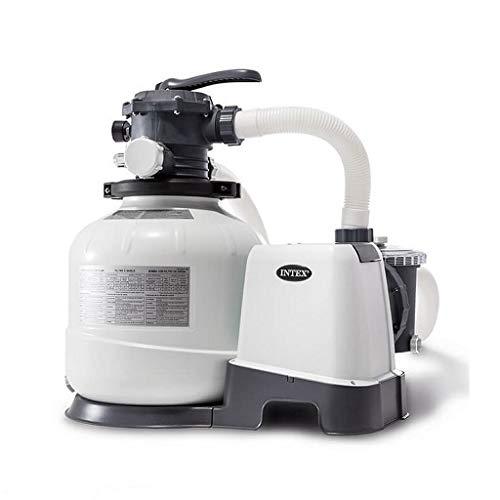 Intex Krystal Clear 2800 Gph Sand Filter Pump W/Rcd(220-240 Volt)