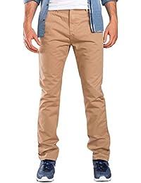 REDBRIDGE by CIPO & BAXX Homme Chino Pantalon Trousers Pants RB-177