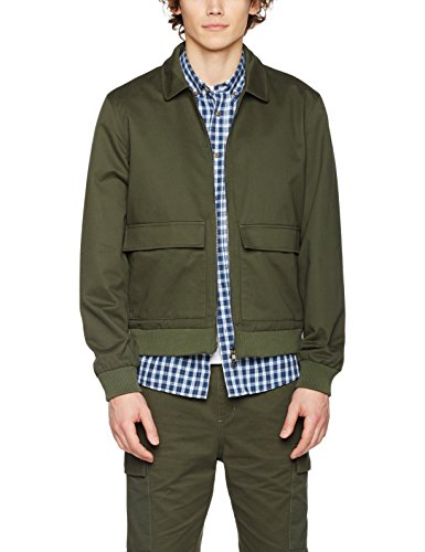 HYMN London Tron, Vestes Homme Green (FOREST GREEN)