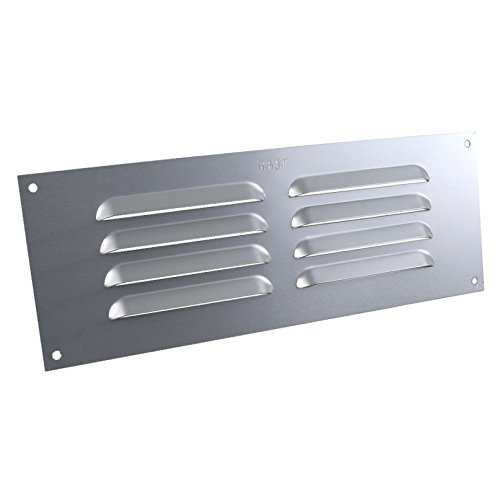 9-x-3-louvre-vent-satin-anodised-aluminium-metal-chrome-grille-cover