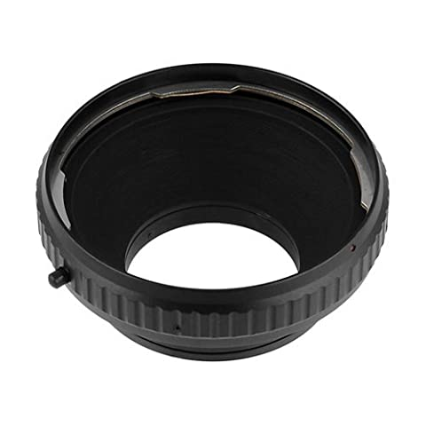 Fotodiox Lens Mount Adapter, Hasselblad V Lens to Nikon F-Mount Camera such as D7200, D5000, D3000, D300S & D90 DX