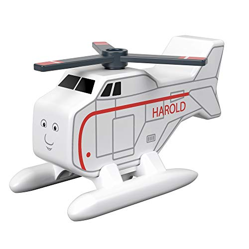 de GGG43 - Harold Holzeisenbahn Flugzeug, Spielzeug ab 2 Jahren ()