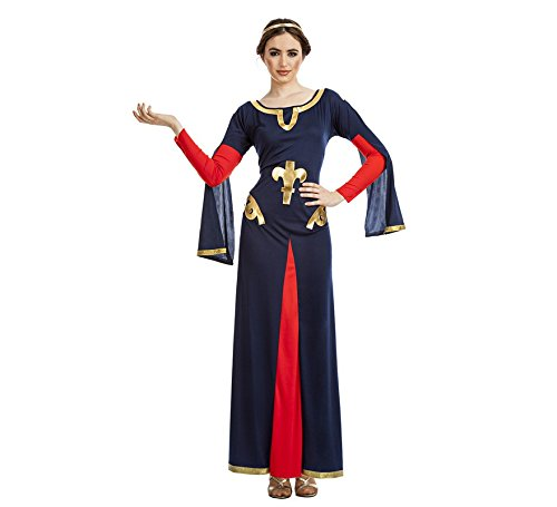 Imagen de disfraz de medieval carta para mujer