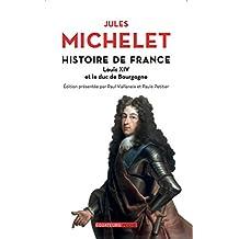 Histoire de France - tome 14 Louis XIV et le duc de Bourgogne