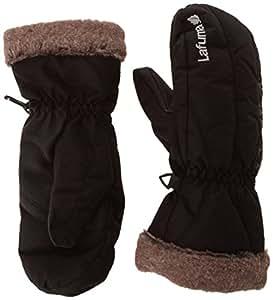 Lafuma Borah Miten Moufles de ski Femme Noir FR : XS (Taille Fabricant : XS)