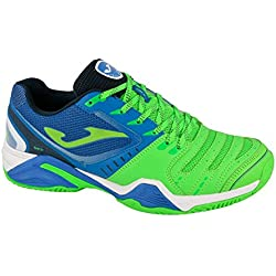 Zapatilla Padel Joma T.SET 715 ROYAL-FLUOR T-44