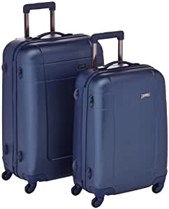 paklite Koffer-Set Travelite Voyager, 2-teilig, marine, 70330-20