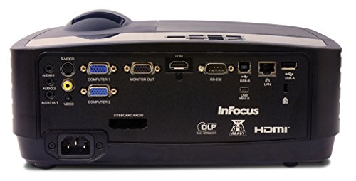 Top Infocus IN126STa 3300L WXGA Projector with HDMi on Line
