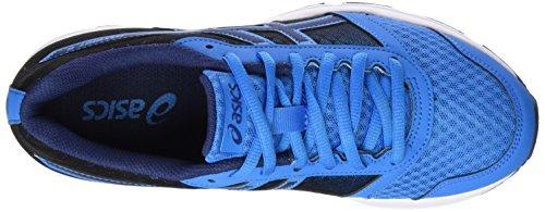 Asics T619n4549, Scarpe da Corsa Uomo Multicolore (Imperial / Indigo Blue / White)