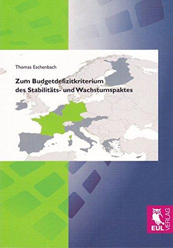Zum Budgetdefizitkriterium des Stabilitäts- und Wachstumspaktes