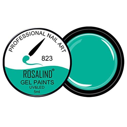 kalorywee-Farb-UV-Gel, Nagellack-Gel, Nail-Art-Dekoration