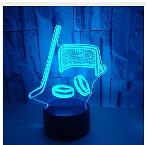 Bton-De-Hockey-Sur-Glace-3D-Lampe-Interrupteur-Tactile-Contrle-3D-Lumire-Cadeaux-Led-Nuit-Lumire-Usb-Led-Enfants-Lampe