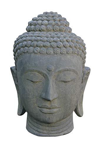 art-decor-keramik Buddha Kopf 35cm