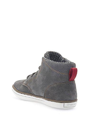 Geox Garcia D, Sneakers Hautes Garçon Gris