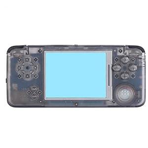 MapleDE Mode Handheld-Spielkonsole, Retro-Spiel Arcade-Handheld GBA FC Handheld Mode PSP-Spiel Console 3000
