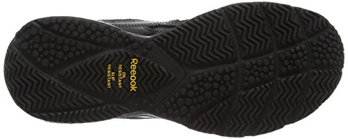 Reebok - Work N Cushion KC 2.0, Scarpe da ginnastica Donna Nero (Black/Black)