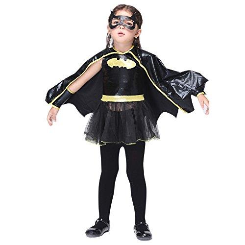 DC Superhelden Kinder Schläger Kostüm Halloween Cosplay Kostüm für Mädchen