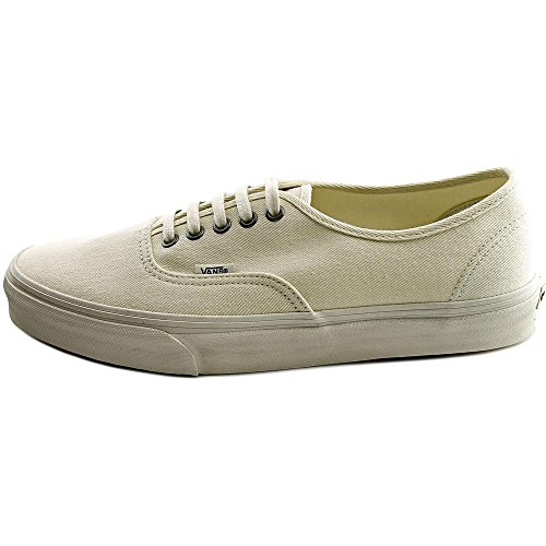 Vans Unisex-Erwachsene U Authentic High-Top (overwashed) blanc de bla