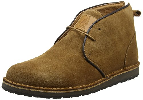 Hush Puppies Men's Barricane Heritage Chukka Boots, Brown (Dark Tan), 8 UK...