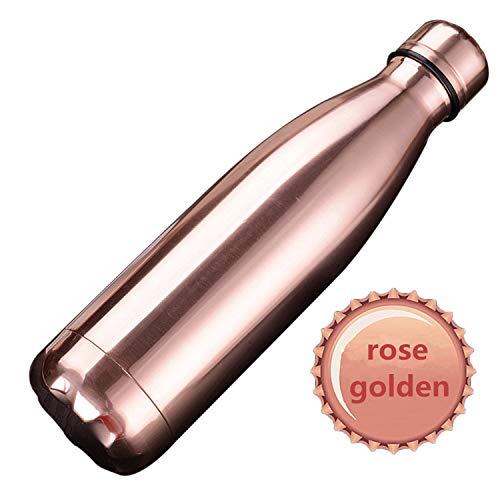 SEPT MIRACLE Mantenga calientes y frías de acero inoxidable de colores botella...