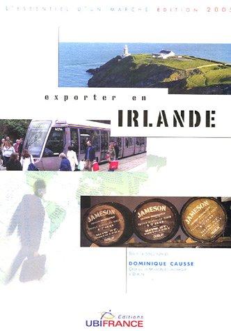 Exporter en Irlande par Mission économique