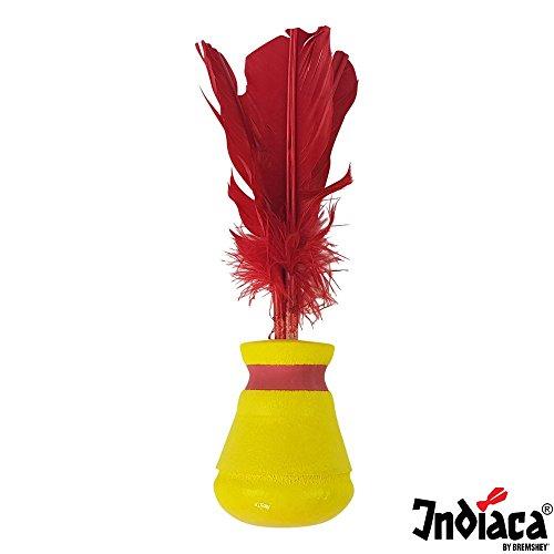 Bremshey von Tunturi - Indiaca Spiel - Peteca Spiel - Indiaca ball