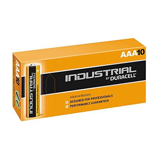 2x, 5x, 10x, 20x, 30x, 50x, 100x Stück New Original Duracell Procell Industrial AAA MN2400Alkaline Batterien LR04Akku Ersatz (Duracell Aaa 20)