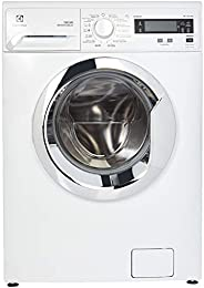 Electrolux 8 Kg 1200 RPM Front Load Washing Machine, White - EWF8251WXM, 1 Year Warranty