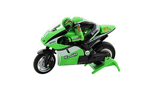 XciteRC 34000200 - control remoto de carreras de motos de RC Mini...