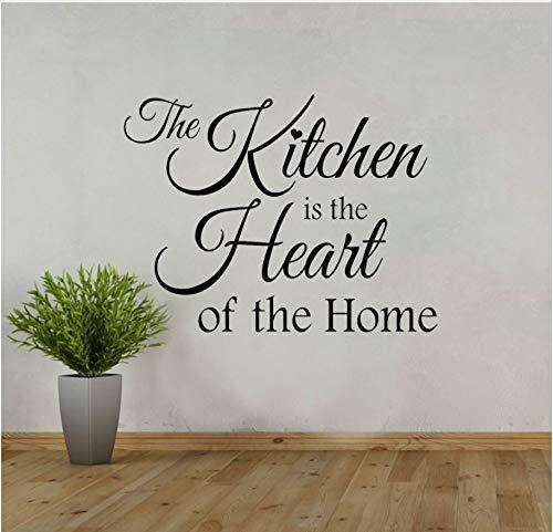 erzstück der Home Art Decor PVC Wandaufkleber52x36cm ()
