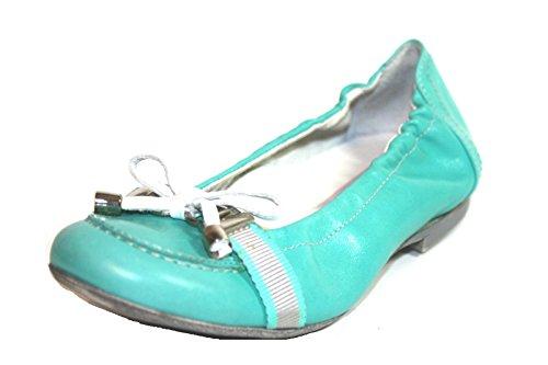 Cherie Kinder Schuhe Mädchen Ballerinas 7768 (ohne Karton) Türkis