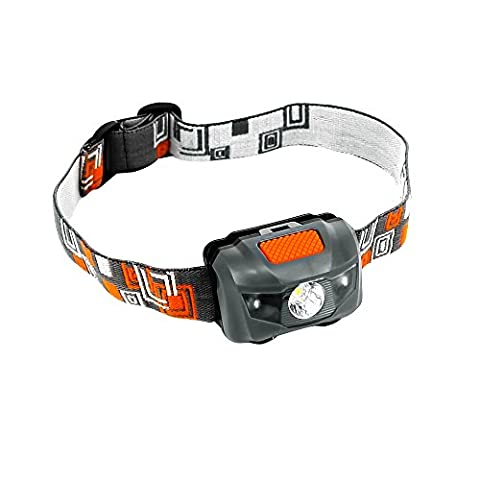 VersionTech 300 Lumens Waterproof Headlamp LED Flashlight for Camping, Running, Hiking and Reading