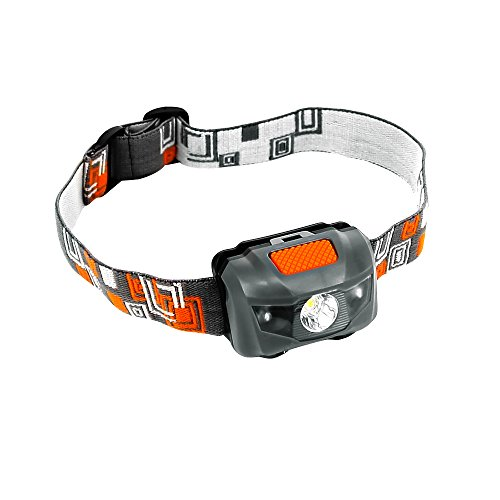 versiontech-300-lumens-waterproof-headlamp-led-flashlight-for-camping-running-hiking-and-reading