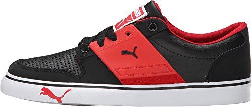 Puma El Ace 2 Sneaker Black/High Risk Red