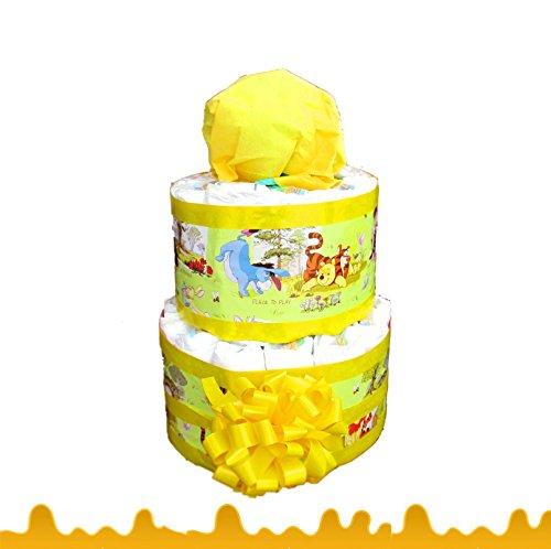 Pooh- das Geschenk für Geburt,Taufe oder Babyshower! (Winnie The Pooh Jungen Oder Mädchen)