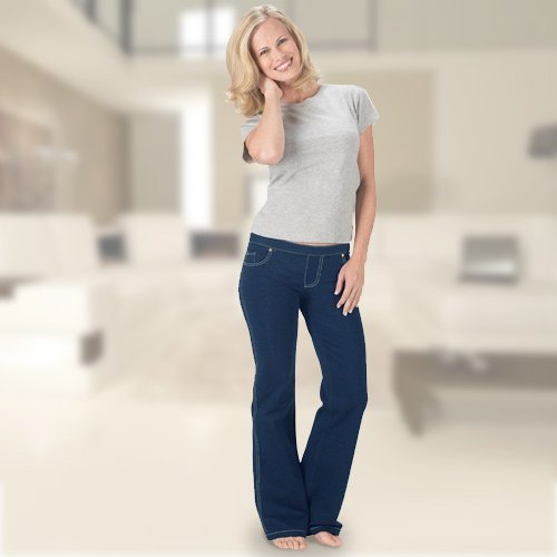 Pantalone Confort Jeans