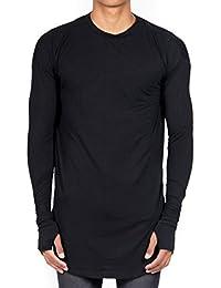 Tshirt Sixth June manches longues 1073A Noir