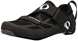 Pearl Izumi Mens Tri Fly Select V6 Cycling Shoe, Black/Shadow Grey, 43 EU/9.3000000000000007 D US