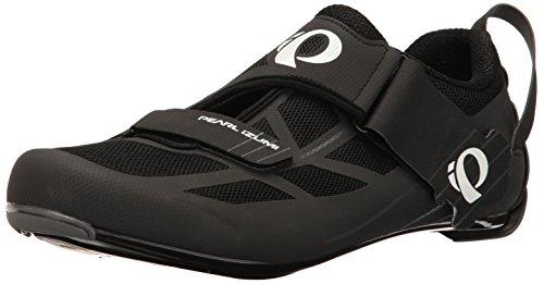 PEARL IZUMI Tri Fly Select V6 Triathlon Schuhe schwarz/grau 2017: Größe: 42 (Izumi Pearl Schuhe)