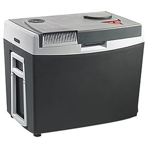 Mobicool G35 AC/DC, thermo-elektrische Kühlbox / Heizbox mit Rollen und Griff, 34 Liter, 12 V und 230 V für Auto, Lkw…