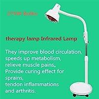 Preisvergleich für QiXian Home/Wohnzimmer / Schlafzimmer Infrarot-Heizung Lampe Muskelschmerzen Entlastung Akupunktur, Ordentlich Pflege Licht Einstellbar Licht Wärme Flexible Arm, 275W,Weiß,Einheitsgröße
