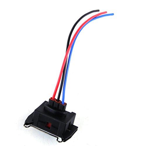 beler Connecteur de faisceau de câblage de paquet de bobine d'allumage adapté pour Ford Mazda 645-302 3U2Z14S411TNA