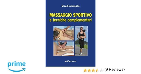 manuale massaggio sportivo