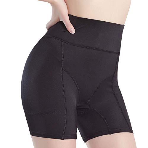 Enhancer Gepolsterte Höschen (Jolie Damen Butt Lifter Former Gepolsterte Höschen Hohe Taille Hip Enhancer Unterwäsche,Black,M)