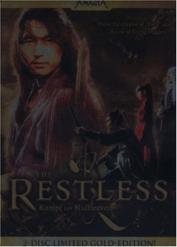 The Restless - Kampf um Midheaven (Limited Gold Edition) [Limited Edition] [2 DVDs]