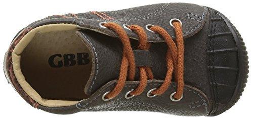 GBB Noe, Chaussures Premiers Pas Bébé Garçon Gris (21 Vte Gris Dpf/Raiza)